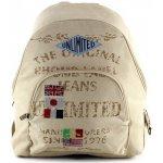 Unlimited batoh vlajek béžový