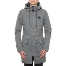 Funstorm dámský kabát Driana zimní E černá