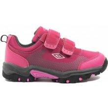 Dětská sportovně vycházková obuv JOSE růžová