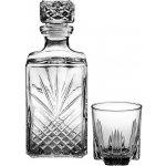 Bormioli Rocco Sada na whisky se skleničkami s karafou 6ks 285ml