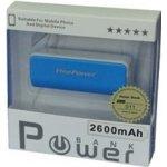 FinePower Power Bank 011 modrá