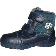 ca05d4a86bc D.D. step chlapecká zimní obuv F651-908CL modrá