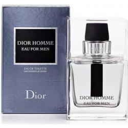 Specifikace Christian Dior Dior Homme Eau toaletní voda pánská 50 ml ... 7774f4e1950