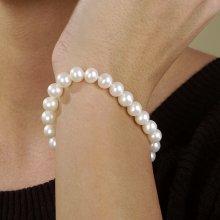 Náramek Klenota perlový pe050