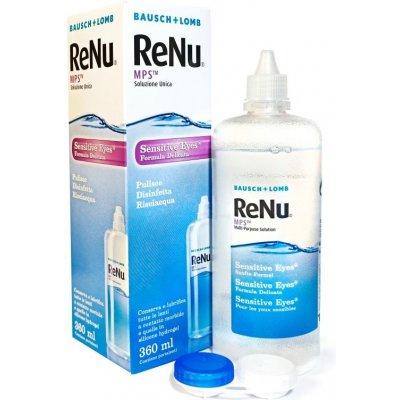 Bausch & Lomb ReNu MPS Sensitive Eyes 360 ml