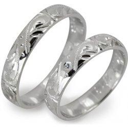 Snubni Prsteny Ryte 0117 Od 5 600 Kc Heureka Cz