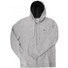 Lacoste Sweatshirt silver chine SH7609 MNC 2733528fe3