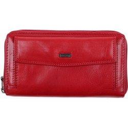 Cosset Dámská kožená peněženka 4401 Komodo Red Flamengo červená dc72037ed8