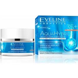 Eveline Cosmetics Aqua Hybrid Hluboce hydratační vyhlazující krém 35 50 ml