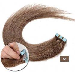 Vlasy k prodloužení TAPE IN - délka 40 cm 26d2b25295
