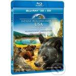 Světové přírodní dědictví: USA - Yellowstonský národní park 3D Blu-ray 3D
