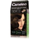 Delia Cameleo barva na vlasy 7.77 svůdně hnědá
