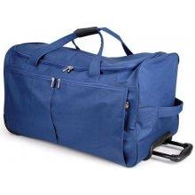 David Jones 888-2 taška na kolečkách 41x38x76 cm Modrá