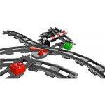 Lego Duplo 10506 Koleje výhybky a přejezd
