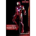 Hot Toys Captain America Civil War Power Pose Series Iron Man Mark XLVI 31 cm