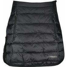 prošívaná sukně Trimm Zippy černá 5682f5d3b5