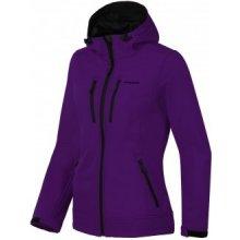 Joan dámská softshellová bunda fialová