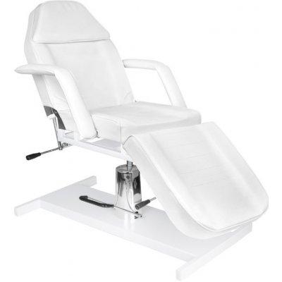 Activeshop Hydraulické kosmetické lehátko BASIC 210 bílé