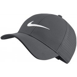 Kšíltovka Nike Legacy 91 Perforated Cap Dark Grey Anthracite 825d7fe5bd