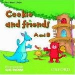 Cookie and Friends A and B
