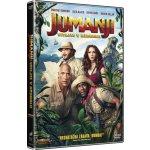 Jumanji: Vítejte v džungli! DVD