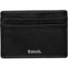 BENCH peněženka Leather Wallet Black BK022
