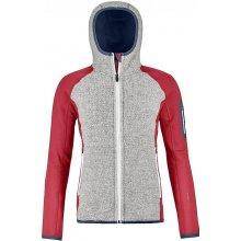 Ortovox Fleece Plus Classic Hoody Hot coral 5aa4c75f24