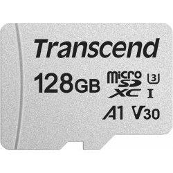 Transcend microSDXC 128GB UHS-I U3 TS128GUSD300S