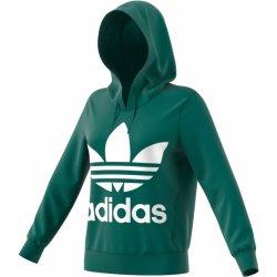 Adidas Trefoil Hoodie zelená od 1 259 Kč - Heureka.cz f848e76862