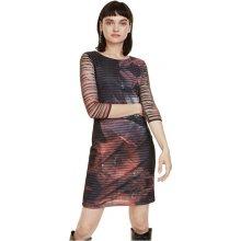 Desigual dámské šaty Vest Rosa Glam Rosa Glamour 18WWVK67 3044 4d1ba9e1e9a