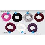 Pletex L412 dámská pletená kruhová šála 4. vínová 6f7115e0a5