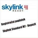 Poplatek Skylink Standard M7