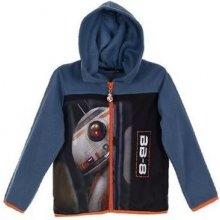 Sun City dětská mikina Star Wars BB-8 fleece s kapucí