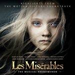 SOUNDTRACK - LES MISERABLES 2012 - CD