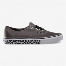 Vans Authentic leopard sidewall pewter
