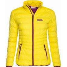Nordblanc dámská bunda podzim/zima Futurity žlutá