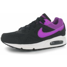 Nike AIR MAX Ivo Ladies Trainers Black/HypViolet