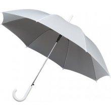 Dámský holový deštník STANDARD bílý