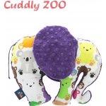 Dětská hračka Cuddly Zoo Slon fialová
