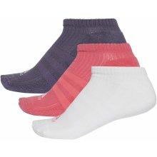 Adidas Performance ponožky 3 páry 1x real pink 8e7f946807