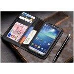 Pouzdro iLUV Wallet J Style Samsung Galaxy S4 černé