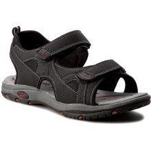 Sandály CANGURO W002-903 Nero