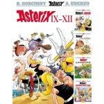 Asterix IX-XII - 2. vydání - Goscinny R., Uderzo A.