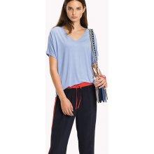 Tommy Hilfiger dámské tričko Ada světle modré 8131b7e447
