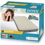 INTEX Nafukovací postel DELUXE SINGLE 64707 99x191x25 cm