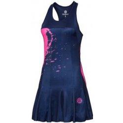 bab4de2b5396 Dámské tenisové šaty Bidi Badu Afia Tech Dress 3 in 1 BIDI 001112-DBPK dark