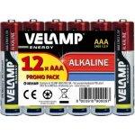 Baterie VELAMP Alkaline AA 12ks
