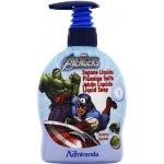 The Avengers tekuté mýdlo s baobabem a ženšenem 300 ml