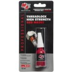 MOJE AUTO Threadlock high strenght red lepidlo VP 10g