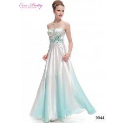 Luxusní svatební společenské bílé šaty s výšivkou a kamínky 9944 ... 1d10007554